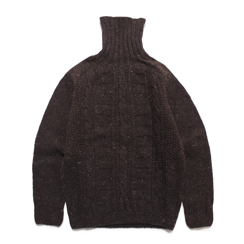 Turtle Neck Sweater (M3647/5)