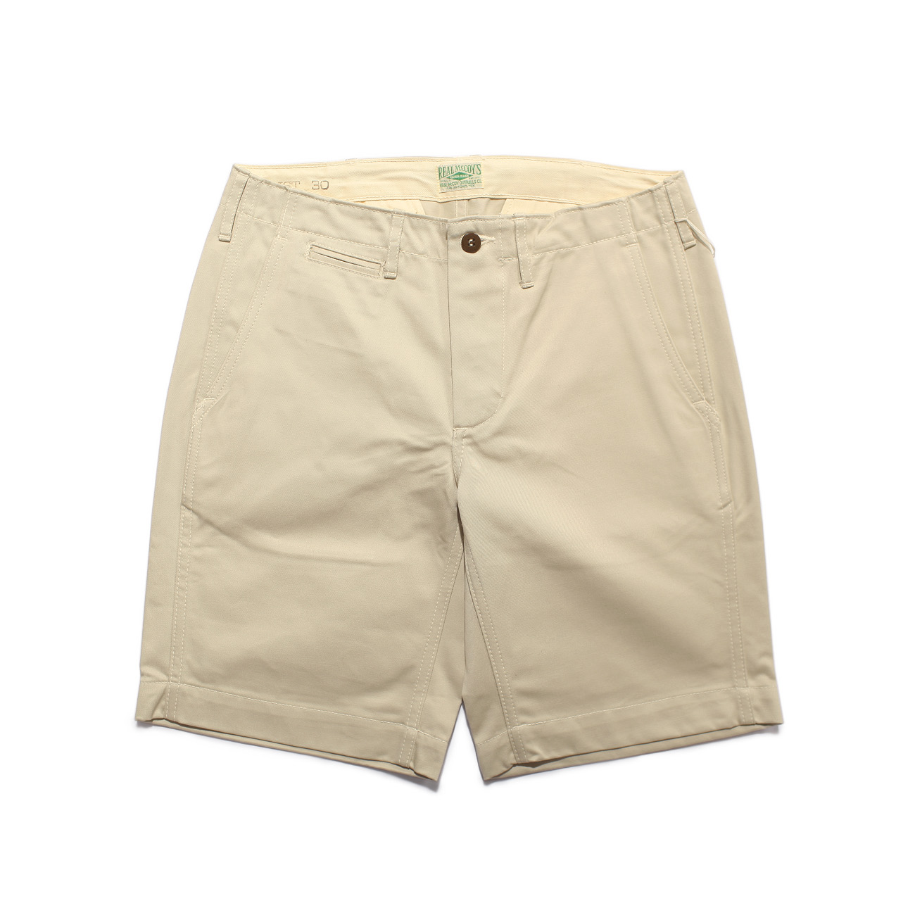 Cotton Shorts / Blue Seal