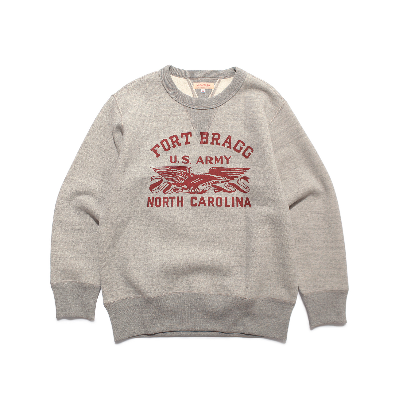 Military Sweatshirt / Fort Bragg