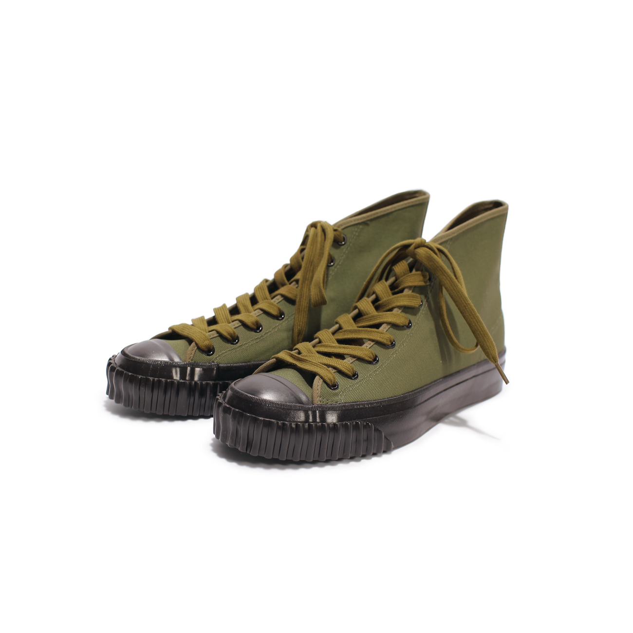 Military Canvas Training Shoes
