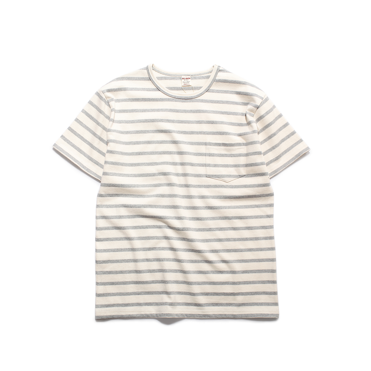 Stripe 1/2 T-Shirt