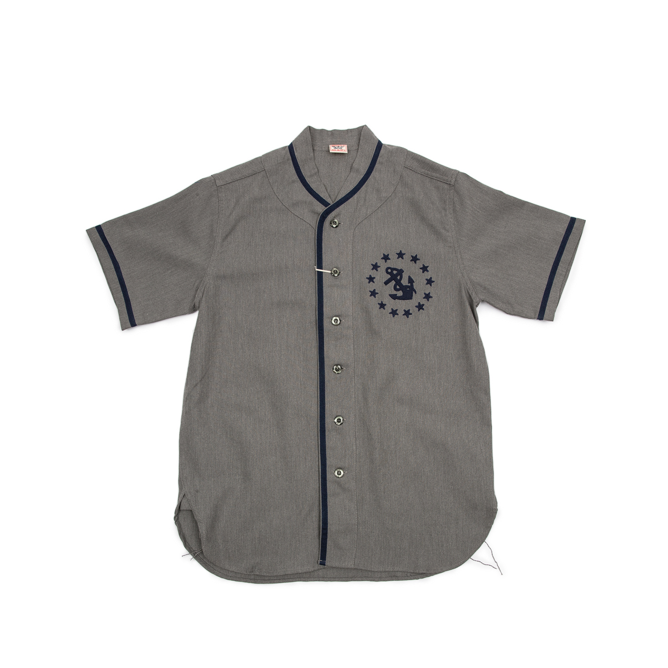 Military Baseball Uniform / USN Anchor