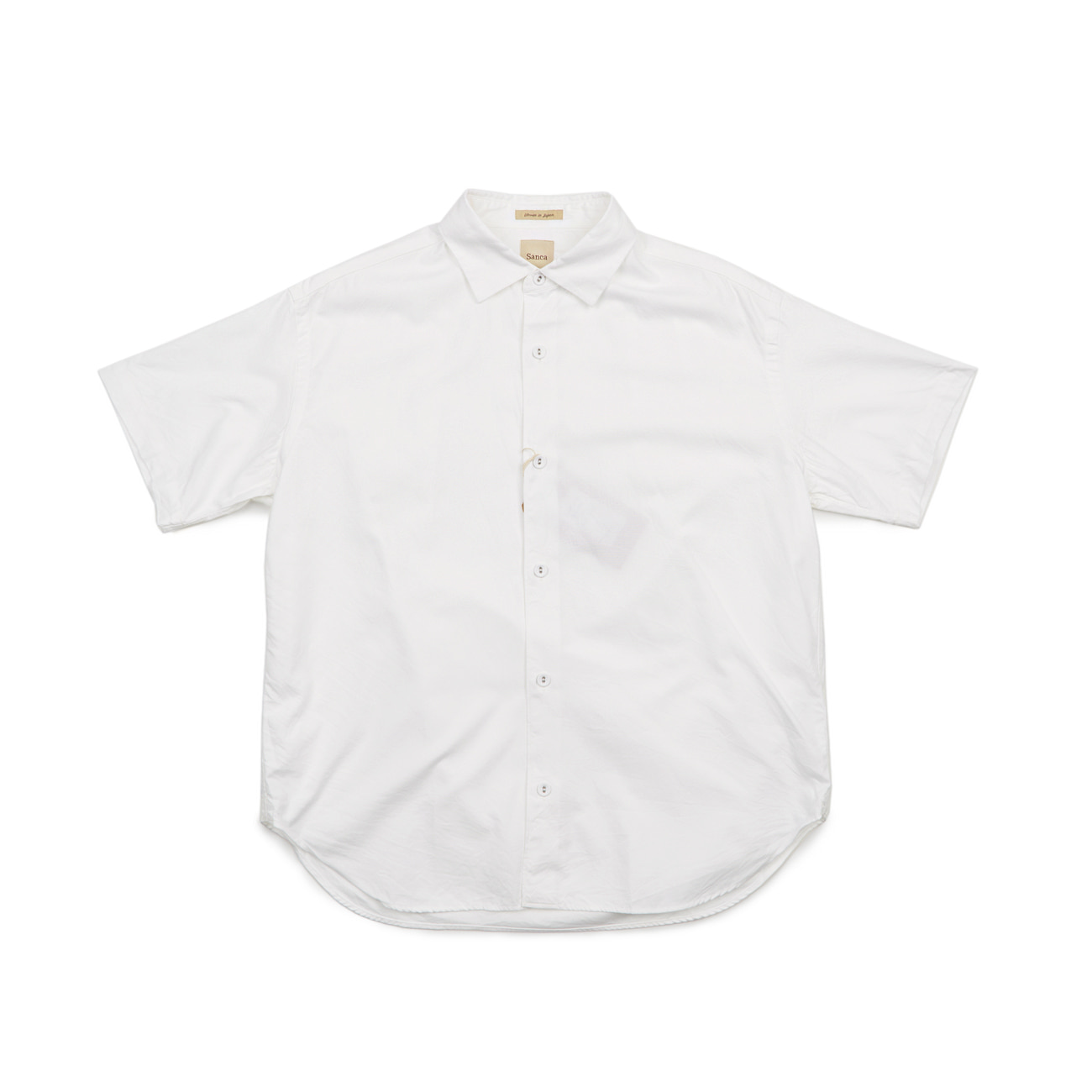 Oxford Minimal Shirts Loose Fit