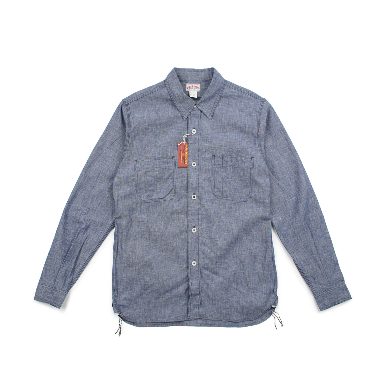 8 Hour Union Chambray Serviceman Shirt