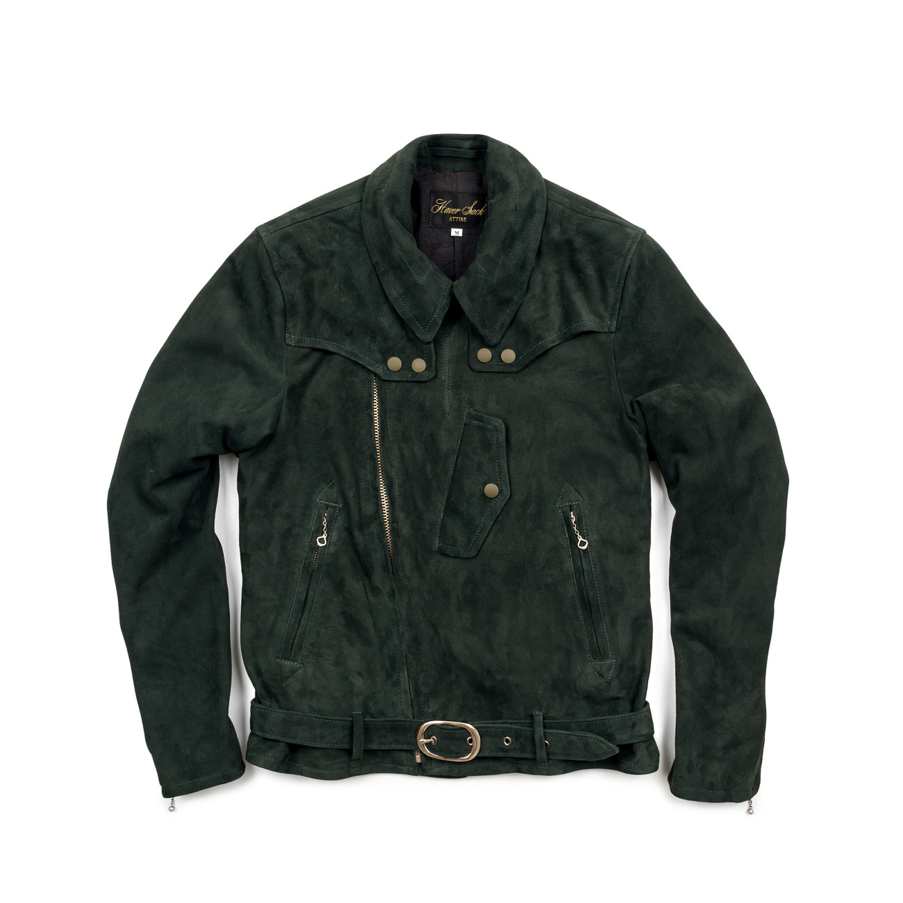 Sheep Suede Jacket