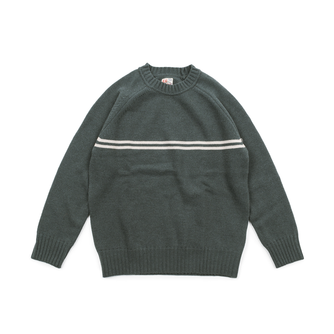 Double Overhead Knit