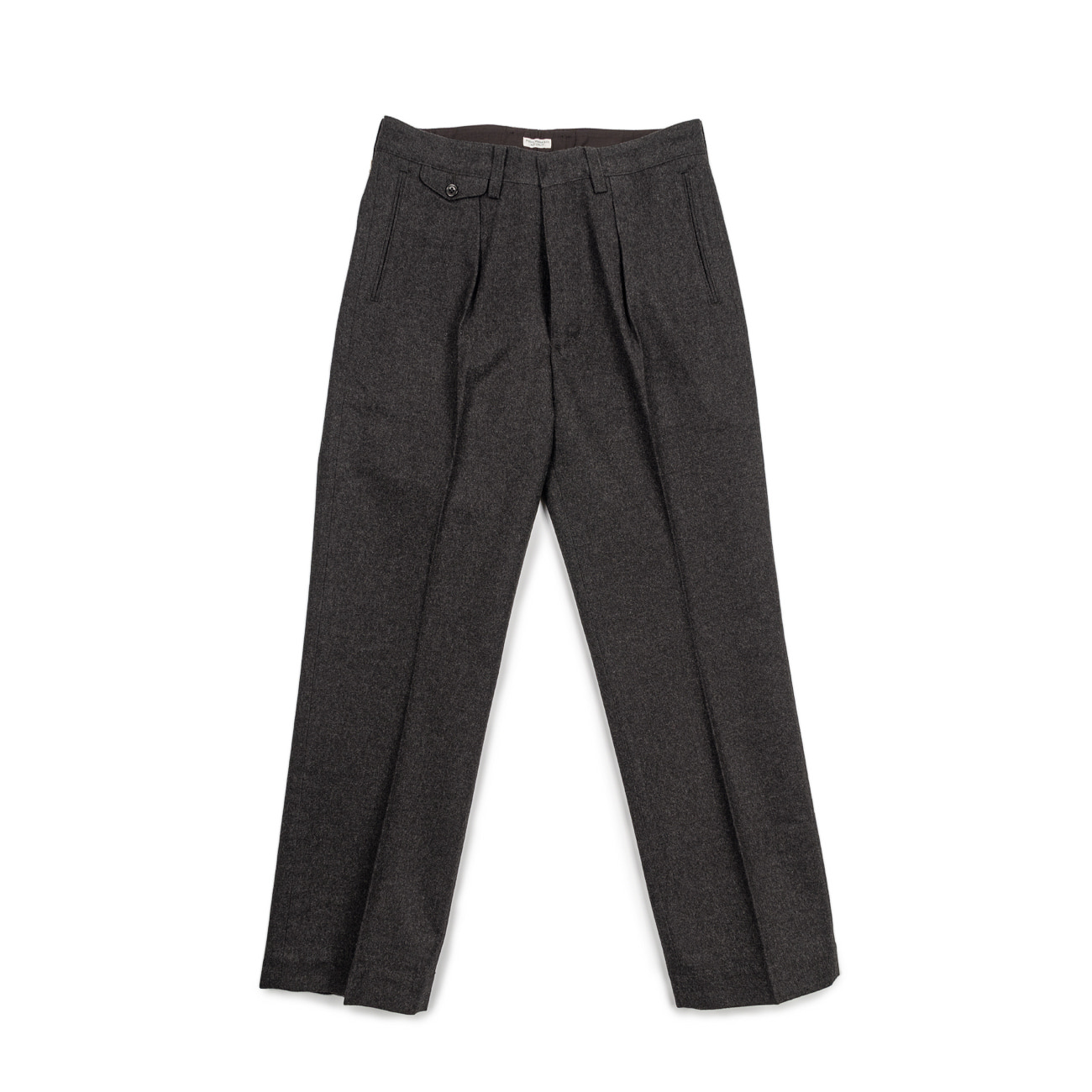 Wool Army Trousers