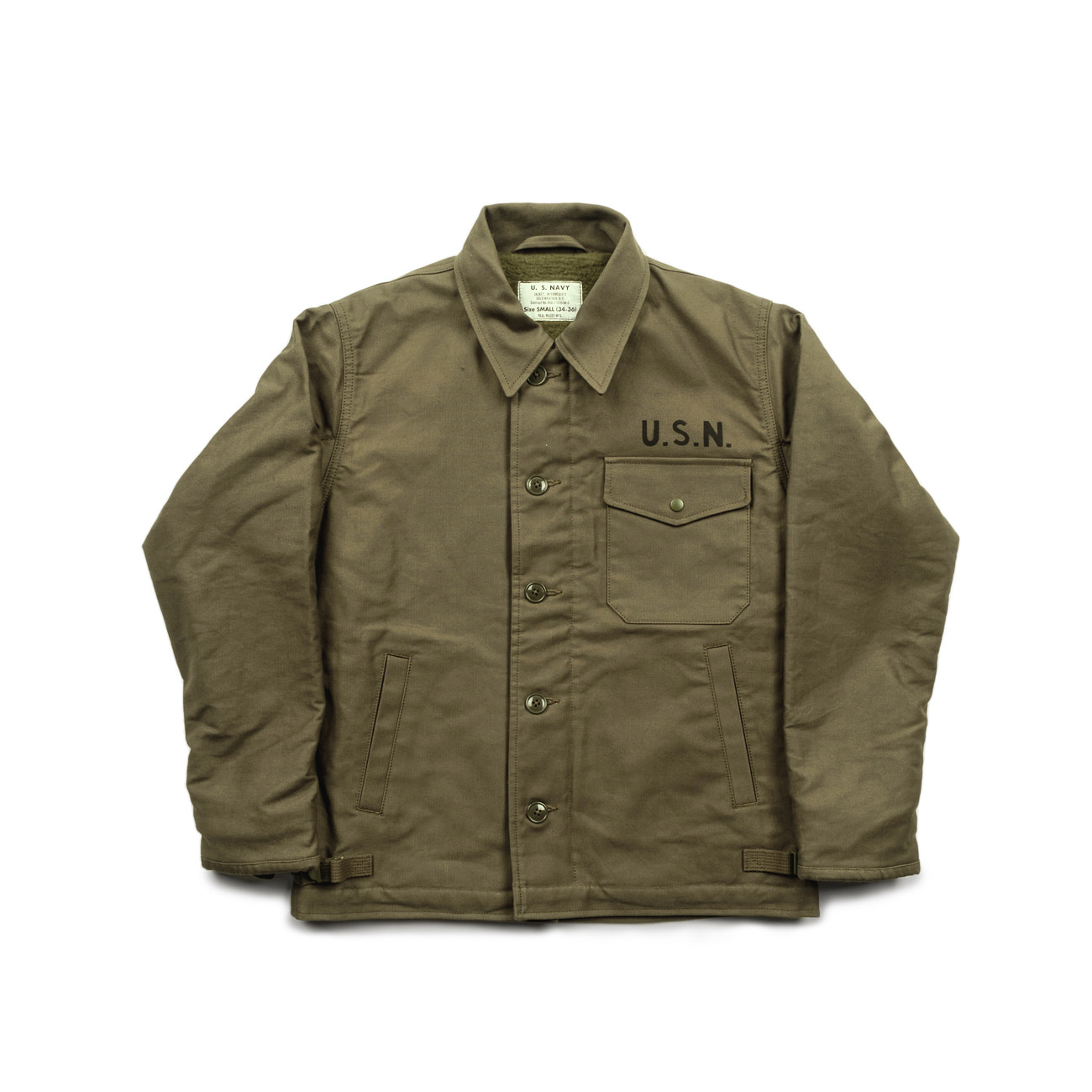 USN A-2 Deck Jacket