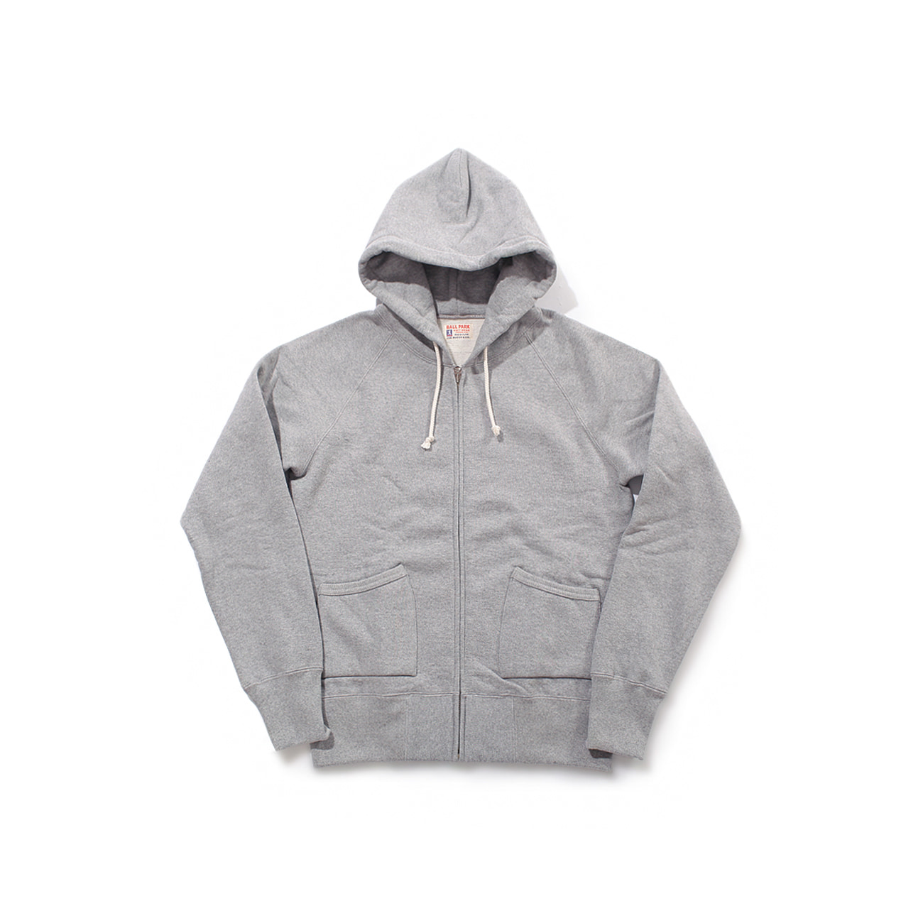 Hooded Full Zip Sweat
