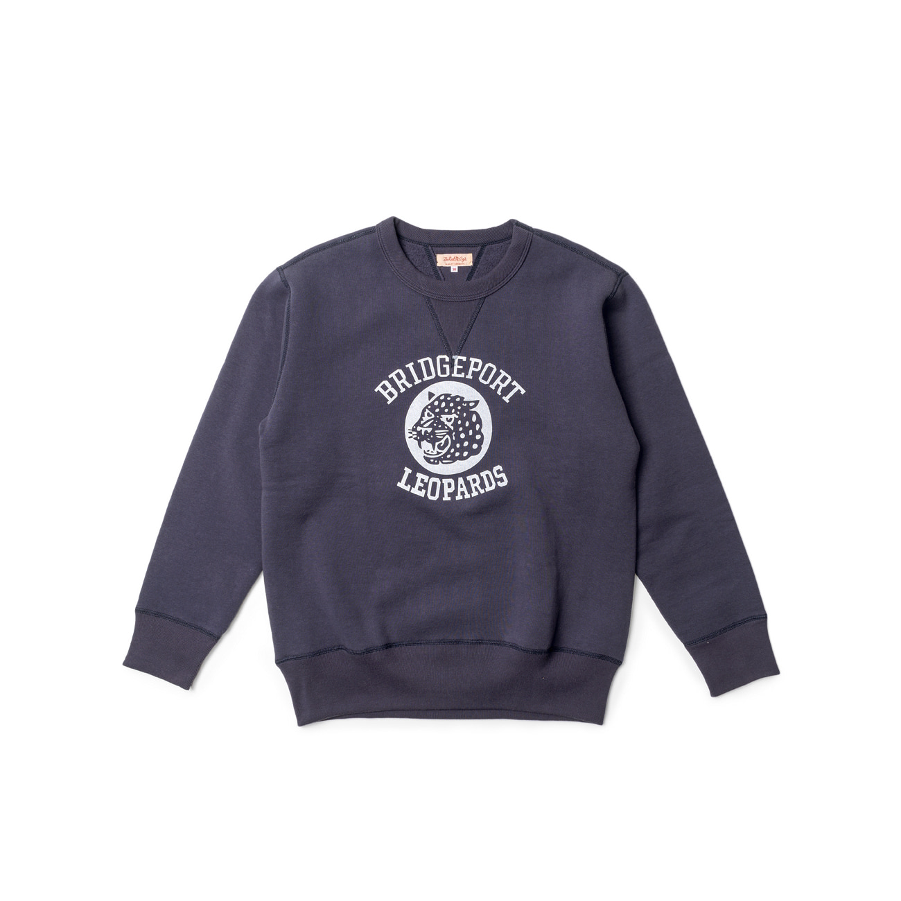 Loop Wheel Sweatshirt / Leopards