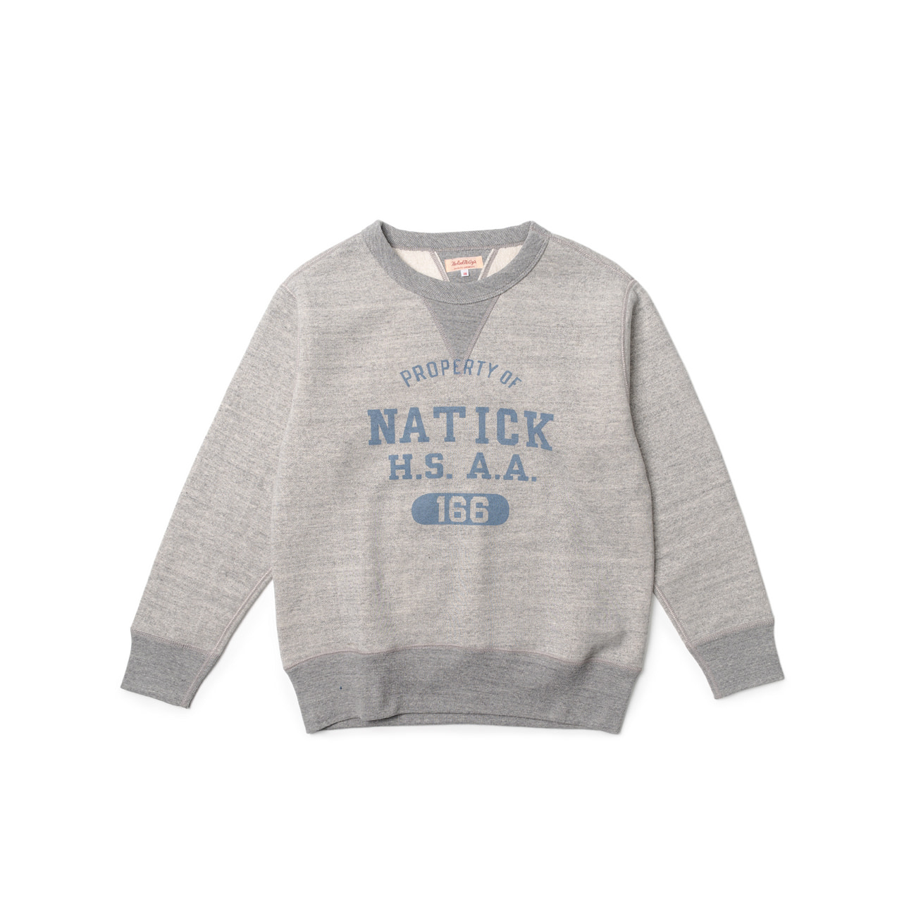Loop Wheel Sweatshirt / Natick H.S.