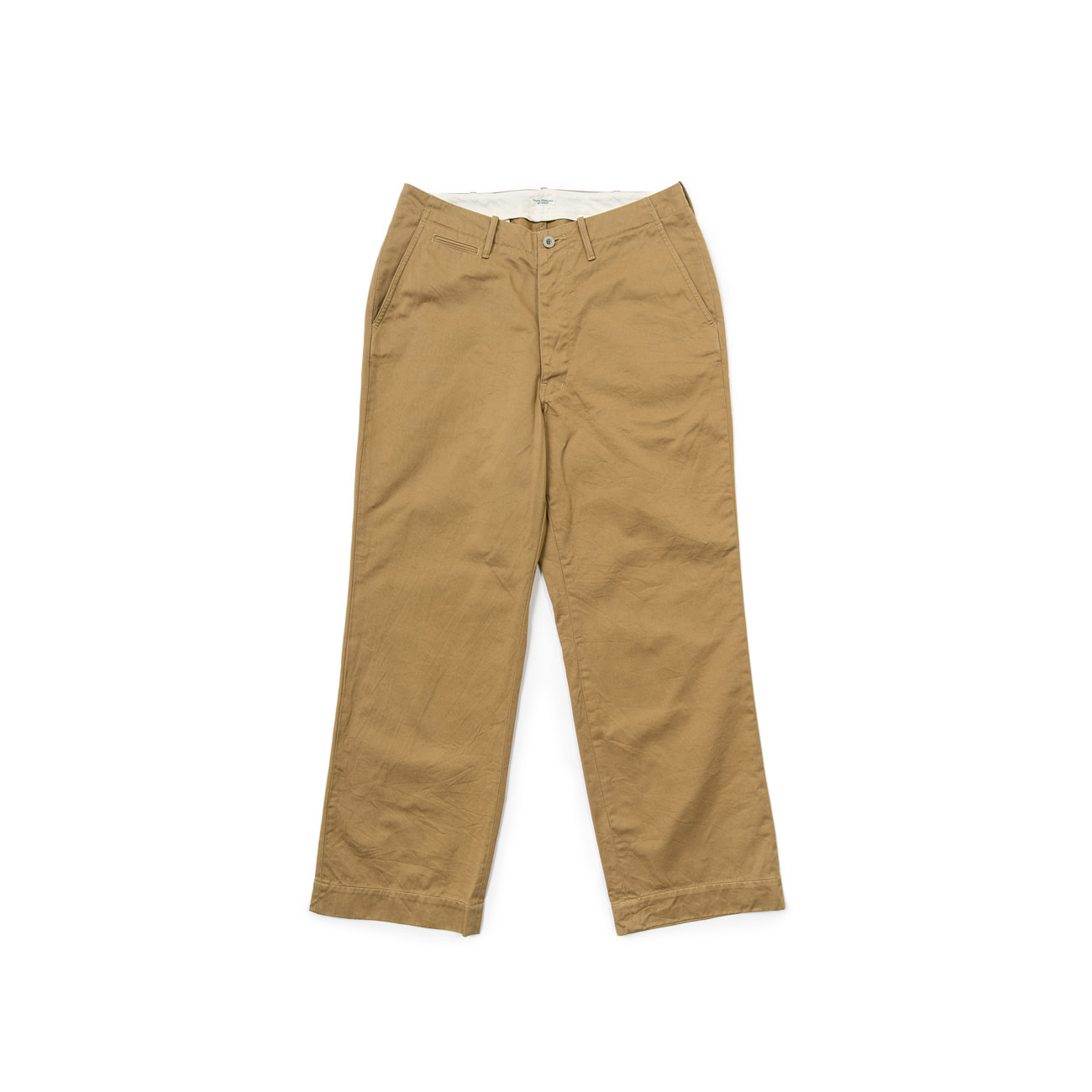 Officer Trousers (Wide)