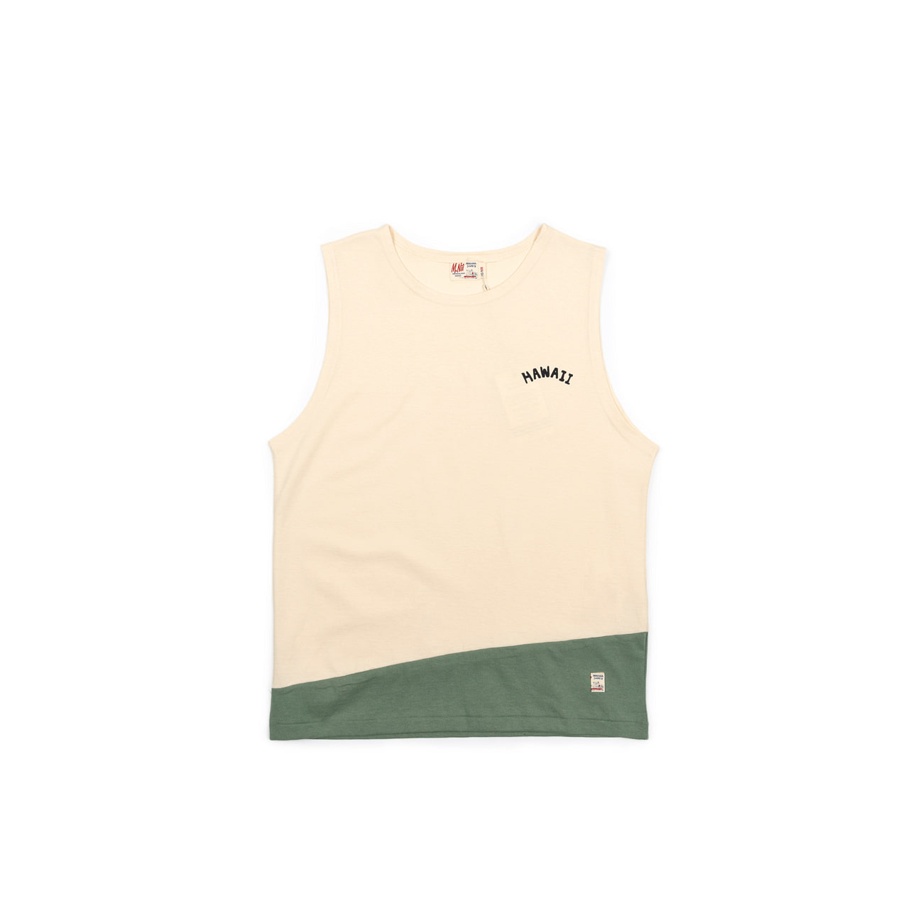 Hawaii Two Tone Tank