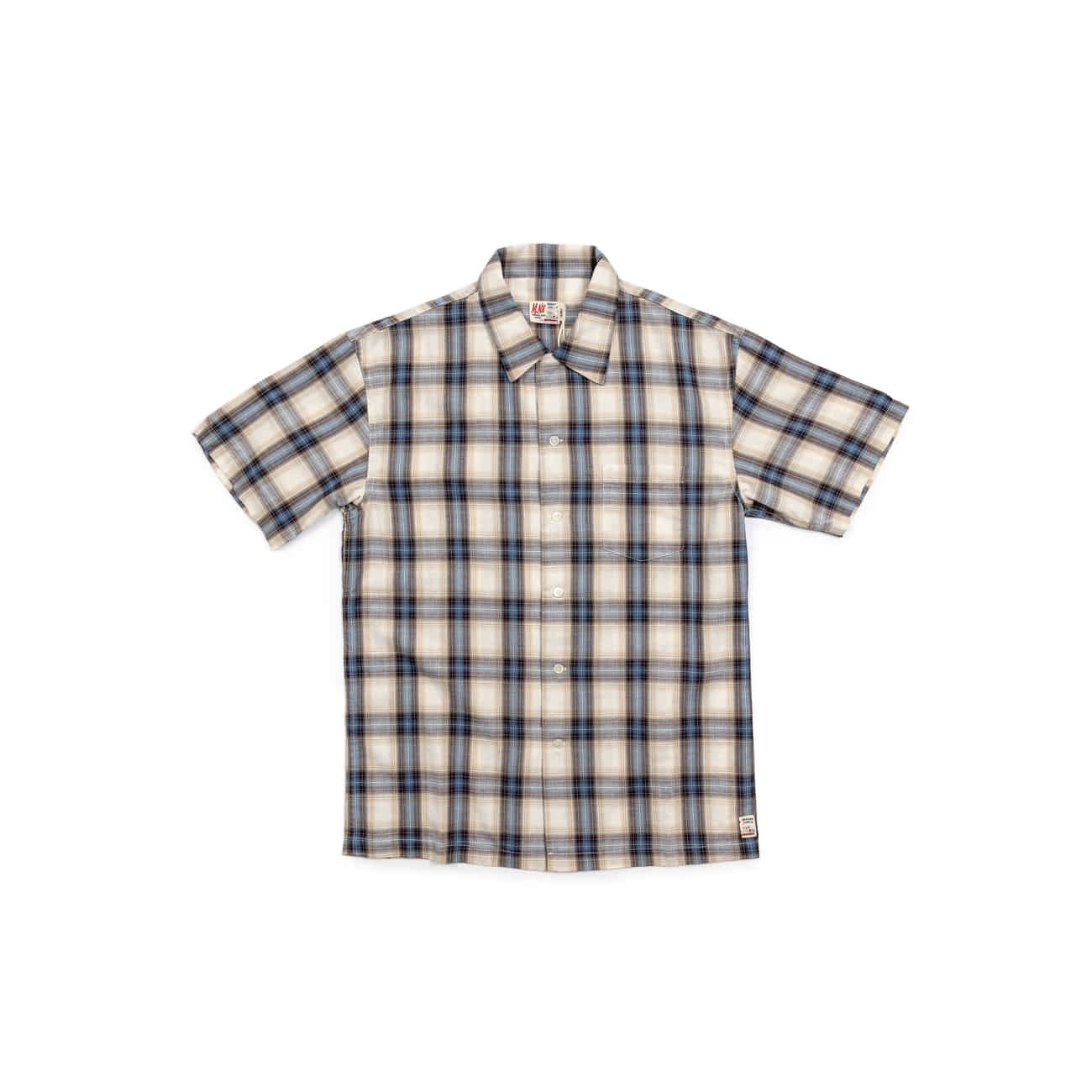 Resort Checked Shirt