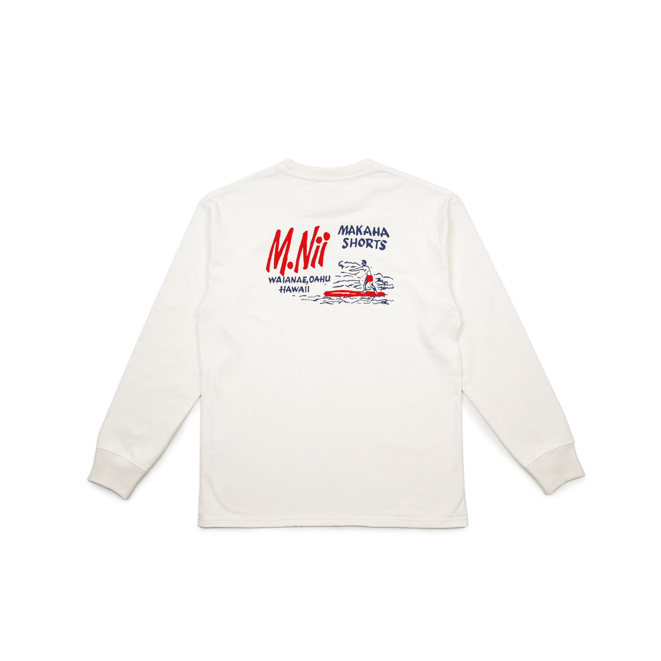 18FW Basic Logo Long Sleeve