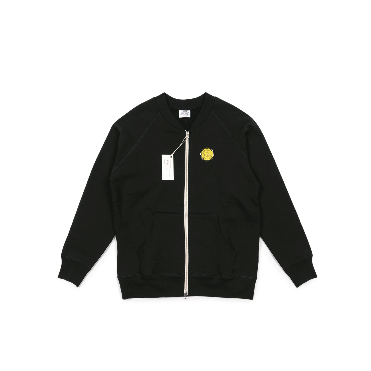 18FW Sweat Zip Up Jacket