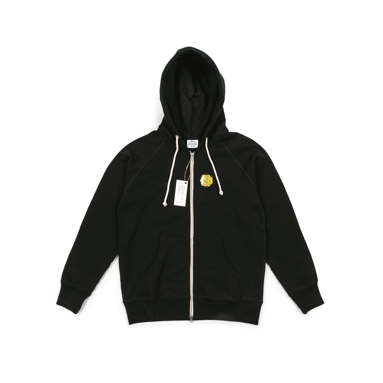 18FW Zip Up Hood