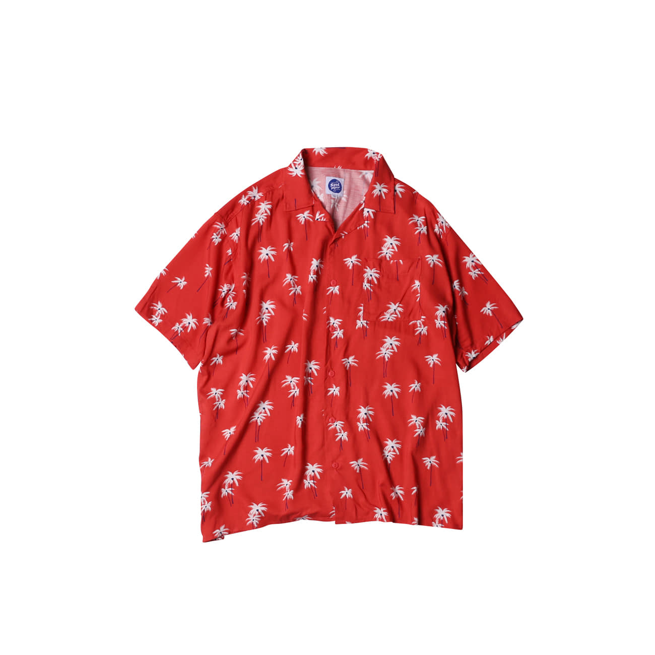 Flower Hawaiian Shirts
