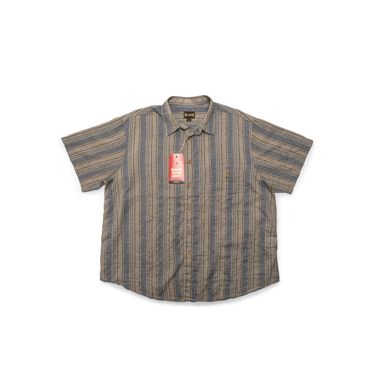 BU x East Oklm Stripe CR Shirt