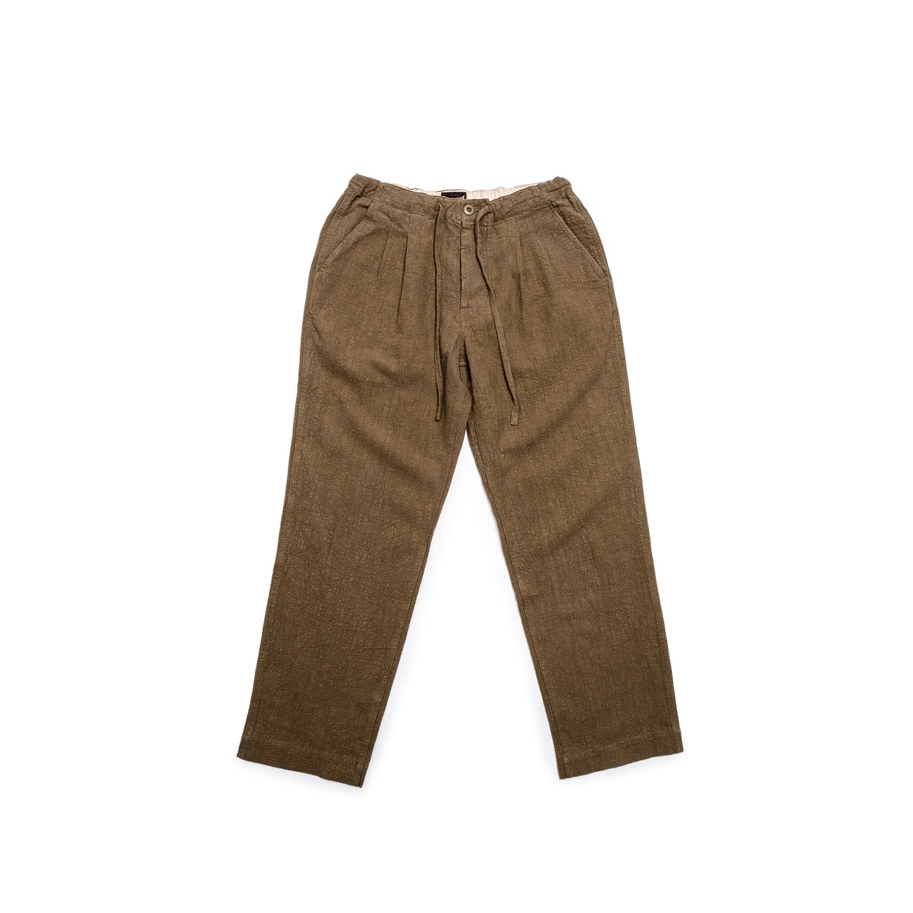 BU x East Oklm Linen Easy Pants