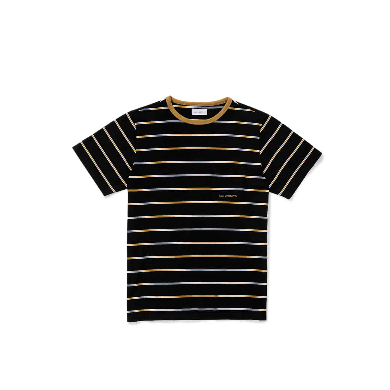 Randall Stripe T‑Shirt