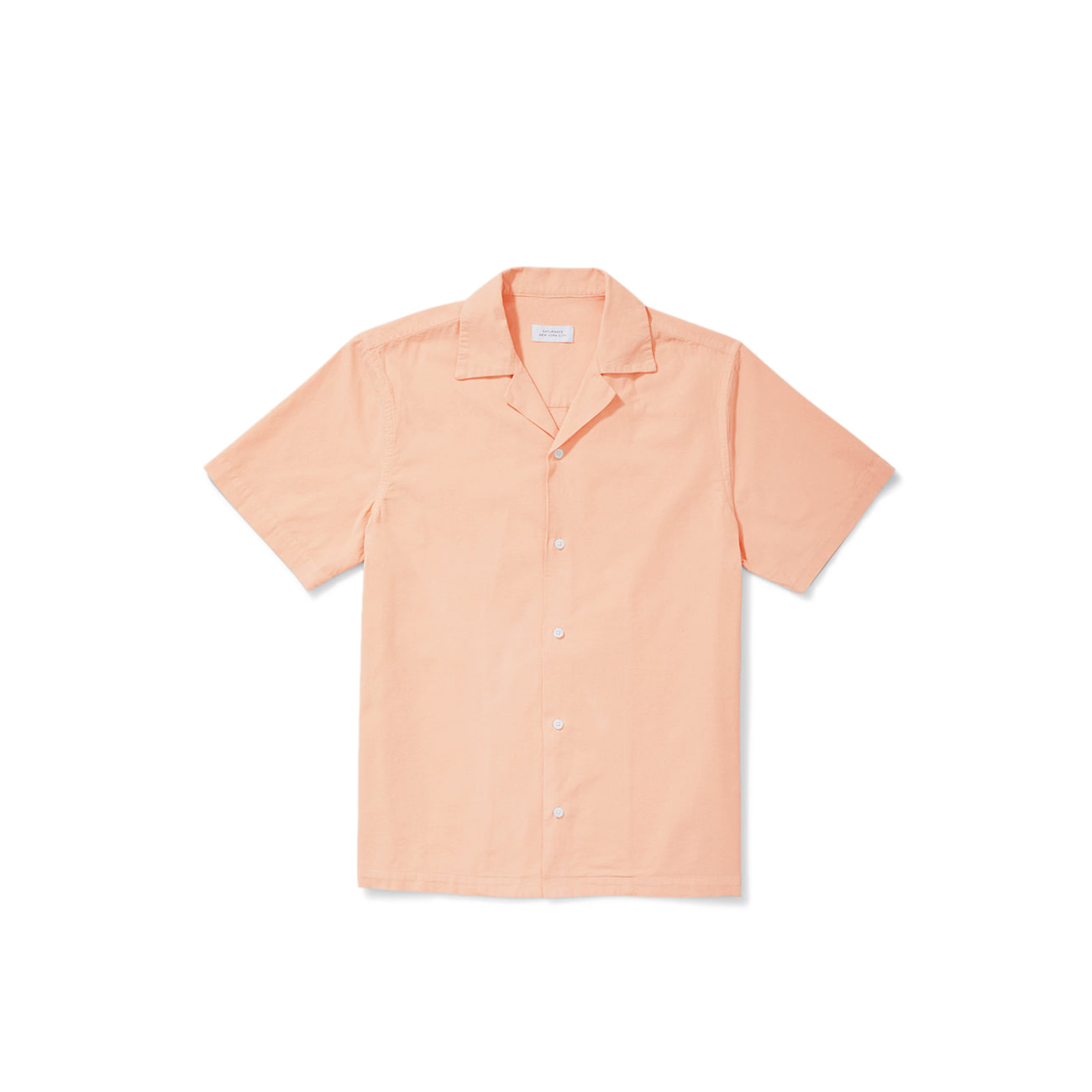 Canty Cord Short Sleeve Shirt