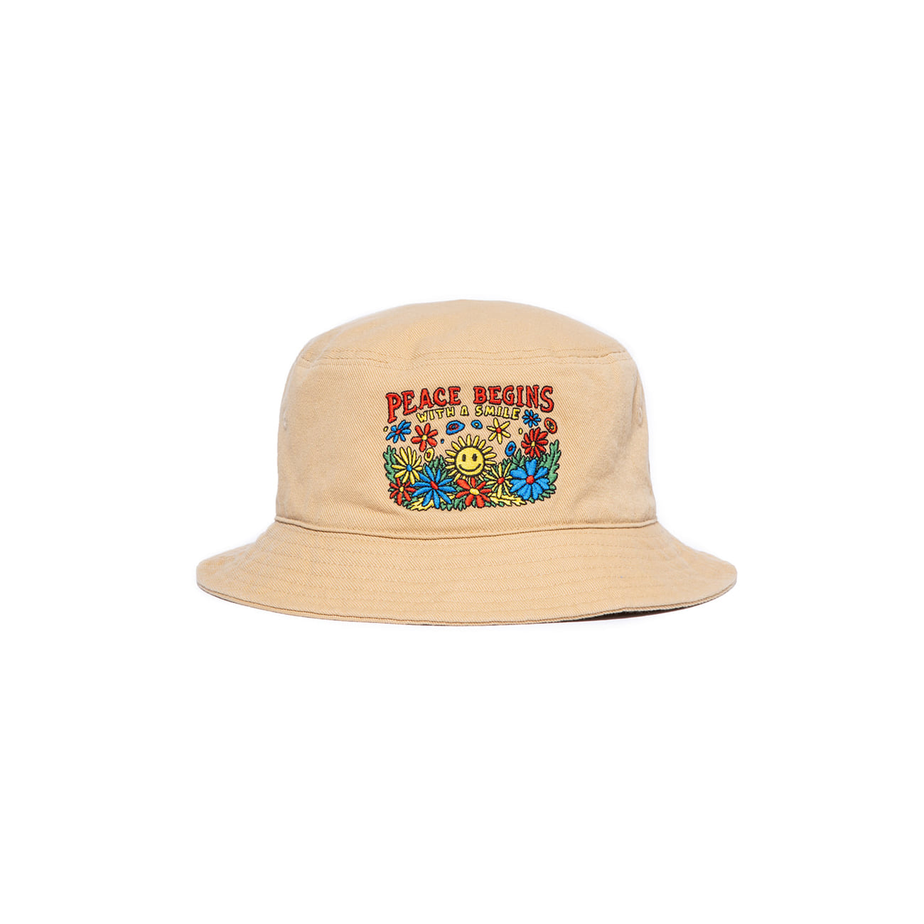 Flower Movement Bucket