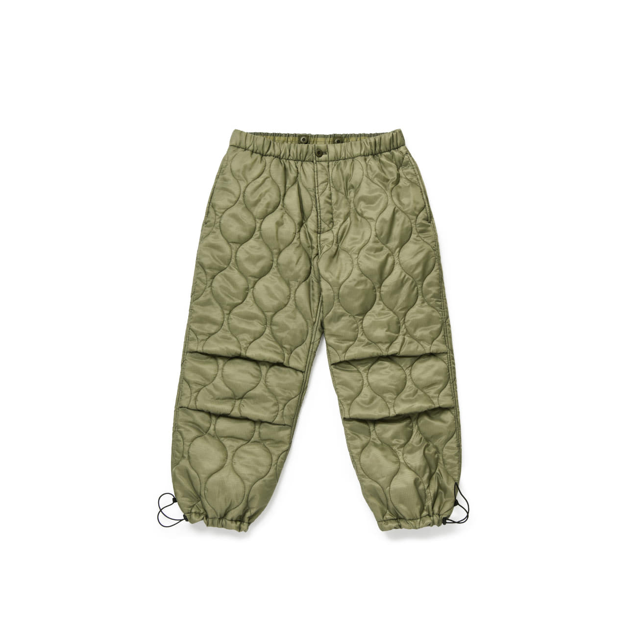 BU M Quilted Pants