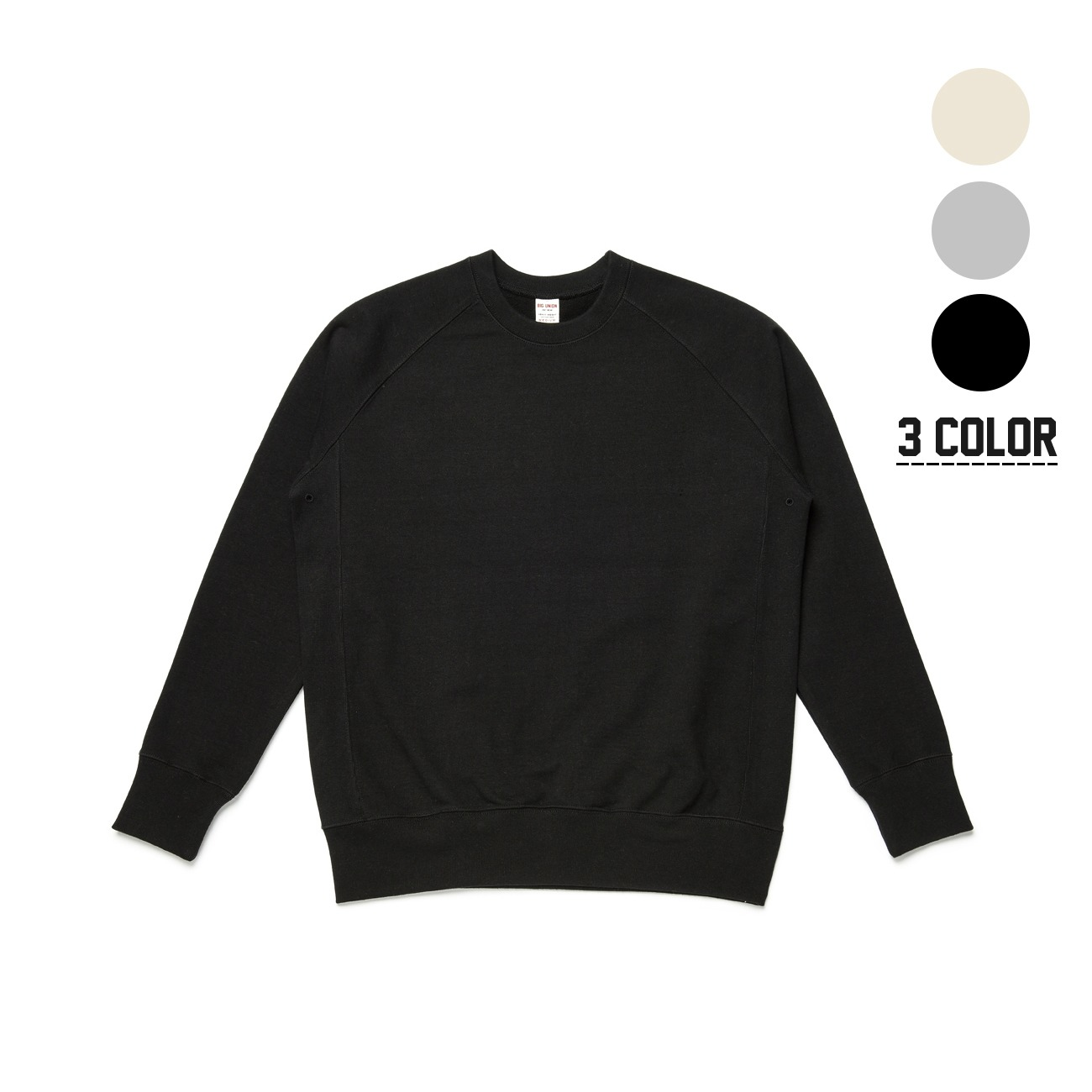 20FW 89 Sweat Crew [3 Color]