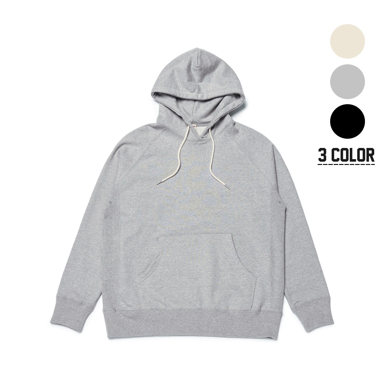 89 Pullover Hood [3 Color]
