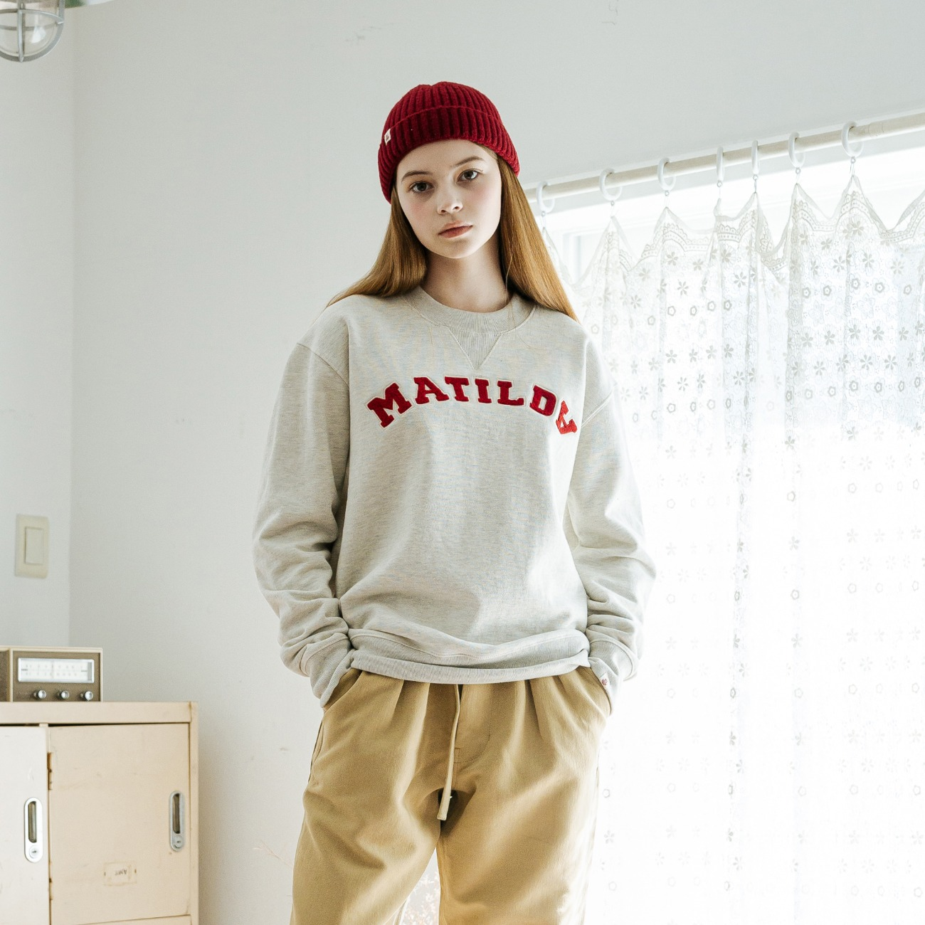 890g Matilda Sweat Shirt