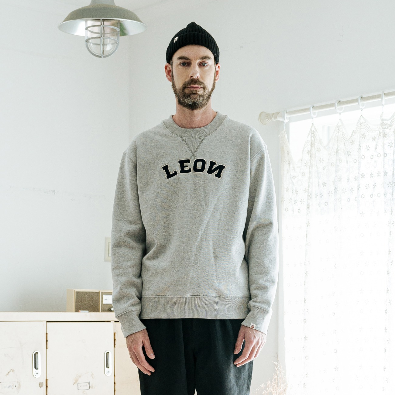 890g Leon Sweat Shirt
