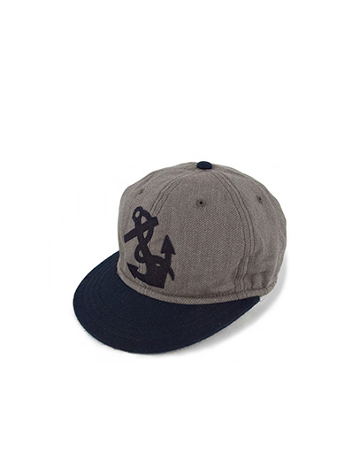 Military Baseball Cap / USN Anchor