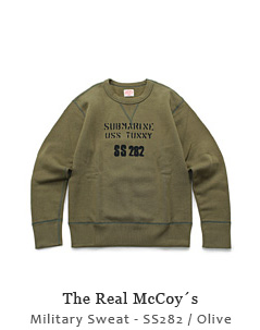 Military Sweat / SS282
