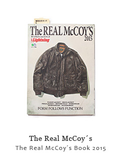 The Real McCoy´s Book 2015