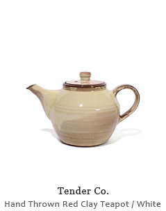 Hand Thrown Red Clay Teapot