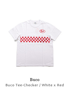 Buco Tee / Checker