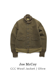 CCC Wool Jacket