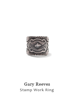 Stamp Work Ring