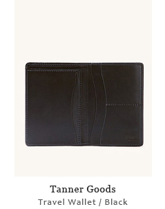 Travel Wallet