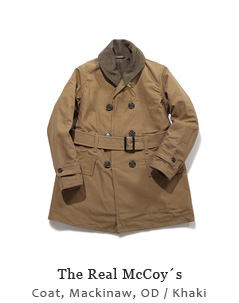 Coat, Mackinaw, OD