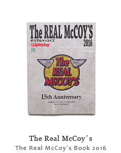 The Real McCoy´s Book 2016
