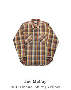 8HU Flannel Shirt