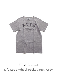 Life Loop Wheel Pocket Tee