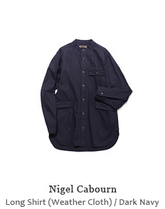 Long Shirt (Weather Cloth)