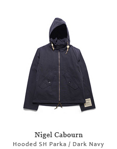 Hooded SH Parka