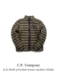 D.D Shell 3-Pocket Down Jacket
