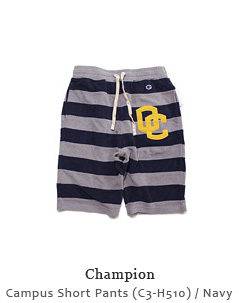 Campus Short Pants (C3-H510)