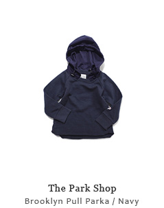Brooklyn Pull Parka