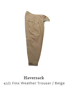 42/2 Finx Weather Trouser